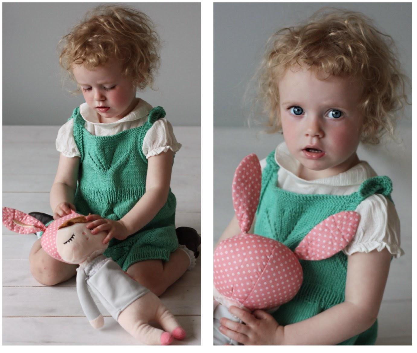 Leke_baby_jente_gutt_grønn_fin_kul_rosa