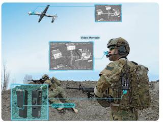 AN/PRC-148 ROVER FMV-MM - модуль полномасштабного видео миссии (FMV-MM) для AN/PRC-148