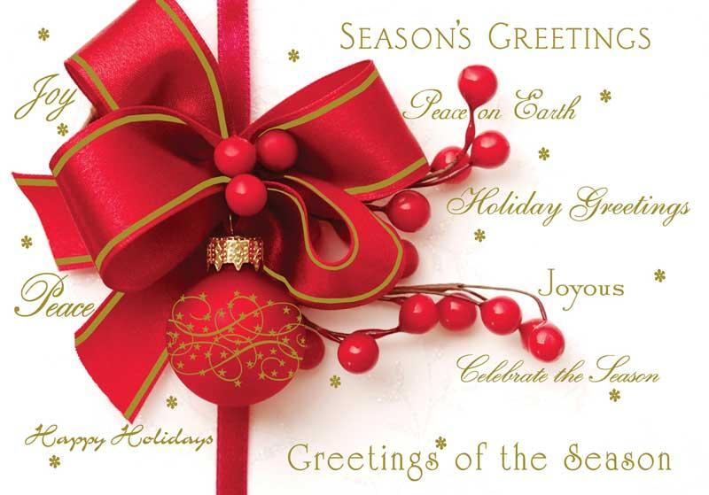 Best Christmas Greetings Christmas Holiday Greetings