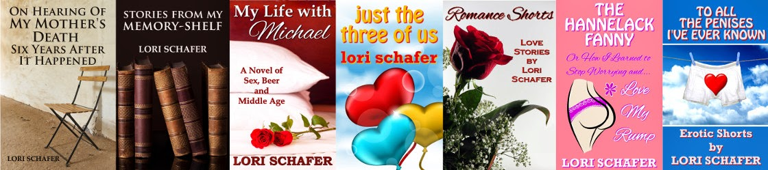 Lori Schafer's Short Subjects I Feel Like Writing About