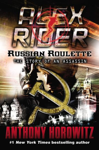 Russian roulette alex rider book review