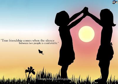 Pernahkah Anda Memiliki Seorang Sahabat Sejati