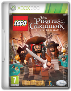 LEGO Pirates of the Carribean The Game – XBOX 360 – Region Free