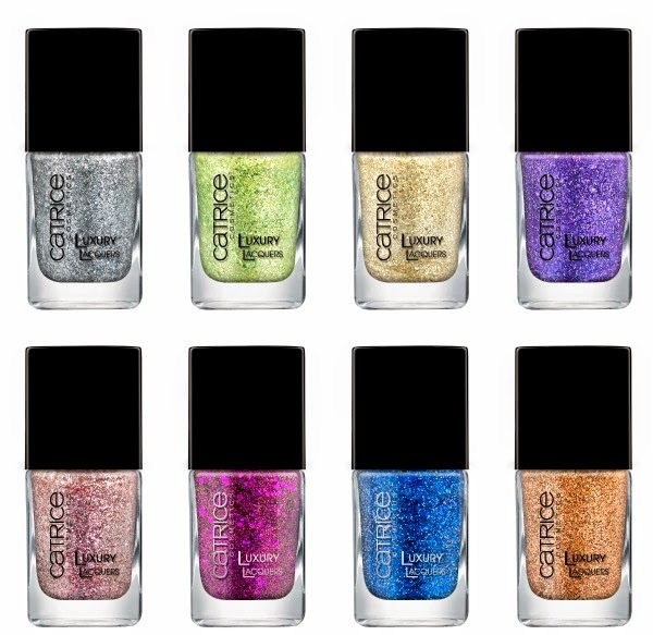 CATRICE Luxury Lacquers Million Brilliance NEU
