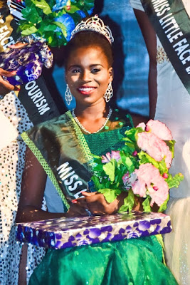 Exclusive Interview With Winner, Miss Little Face Lagos 2016