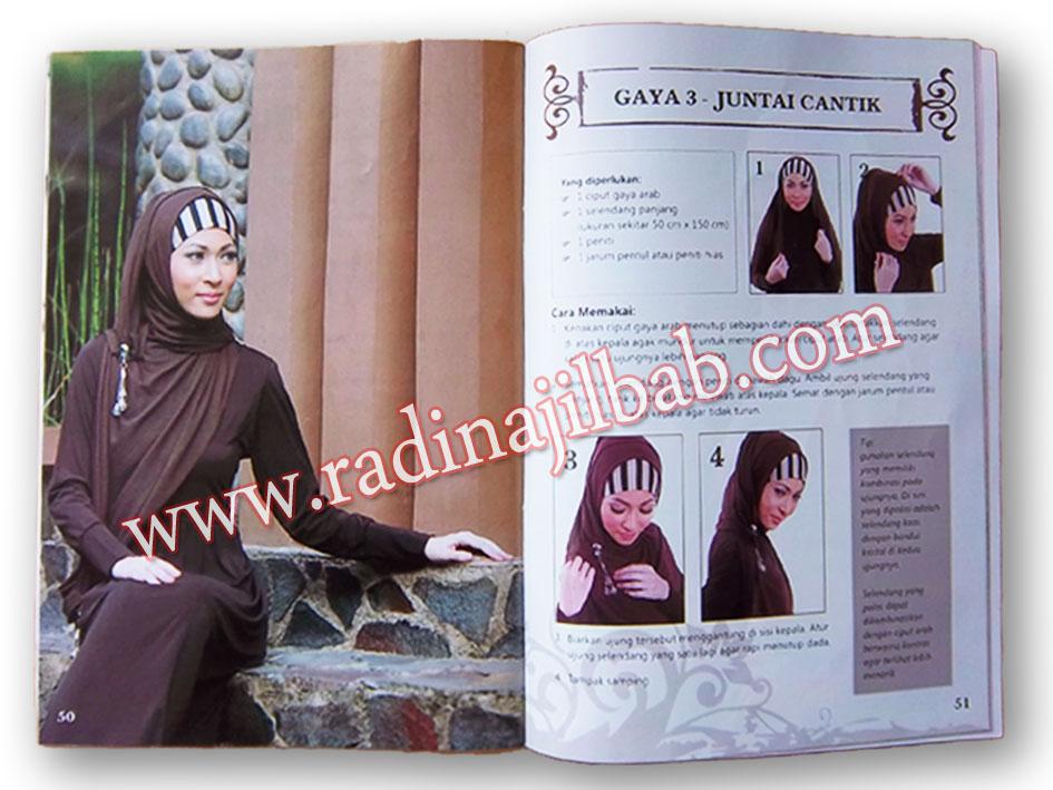 buku Aneka Kreasi Kerudung Cantik