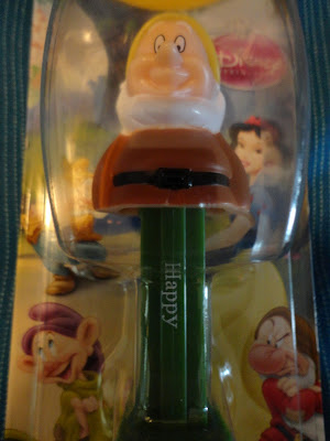 Happy Pez Dispenser