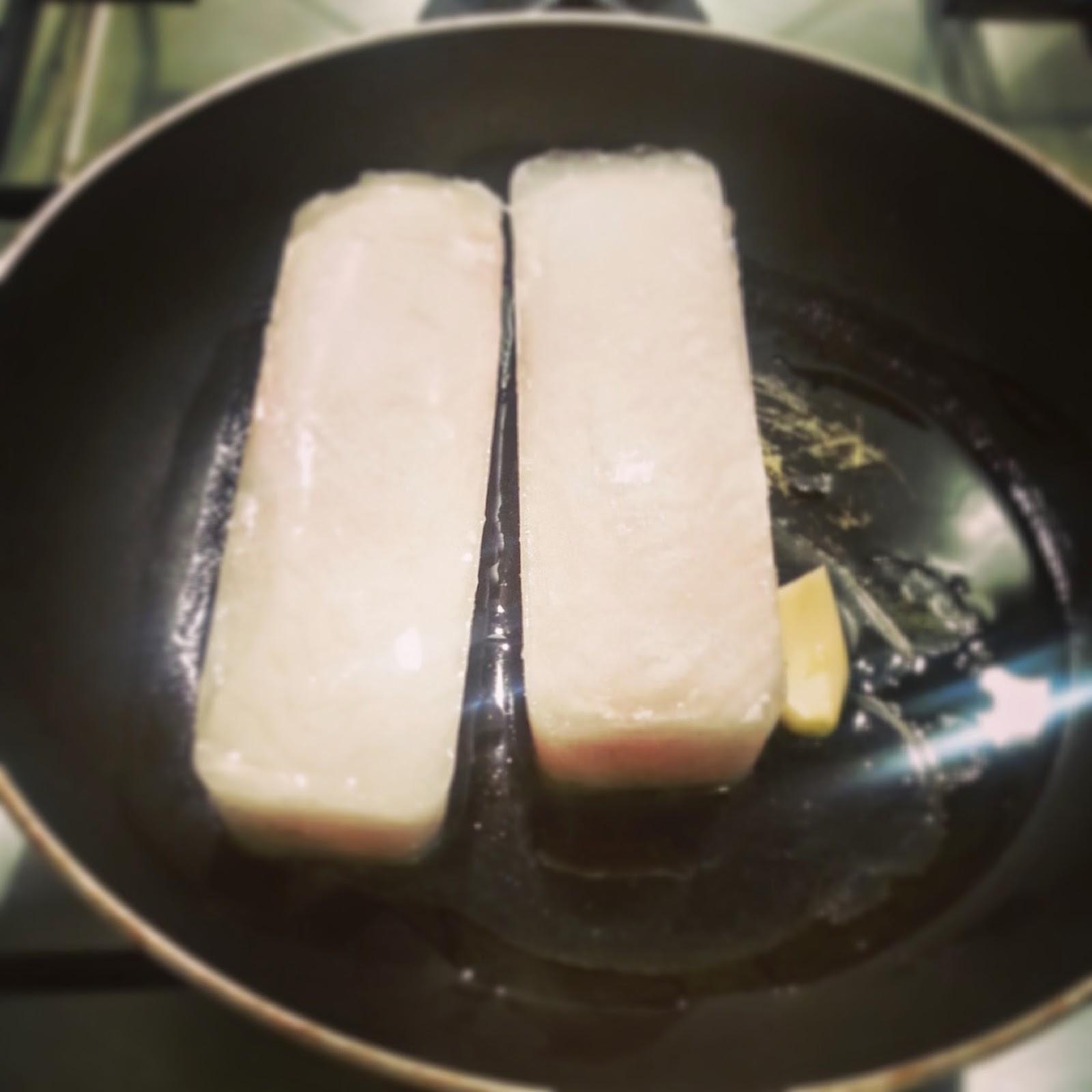 filetti di merluzzo in umido e polenta | le ricette di anna e flavia - Filetti Di Merluzzo Surgelati Come Cucinarli