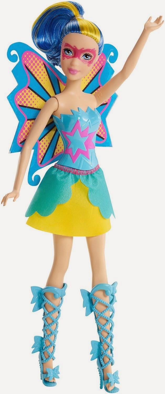 JUGUETES - BARBIE : Princess Power - Abby | Muñeca Producto Oficial Película 2015 | Mattel | A partir de 3 años