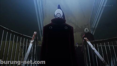 Alasan Kenapa Noro tidak Membunuh Hide di Anime Tokyo Ghoul