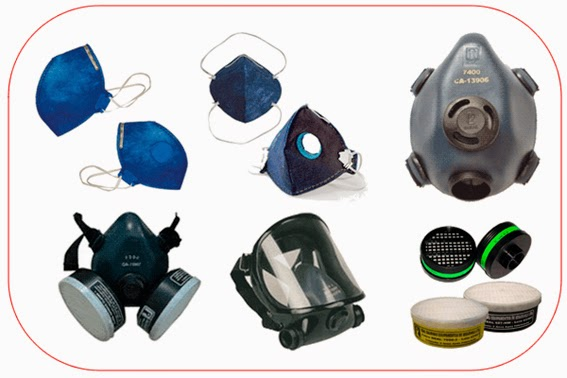 332fd646b00a4 As máscaras de proteção estão entre os Equipamentos de Proteção Individuais  mais importantes. Responsável por proteger a região da face do trabalhador,  ...