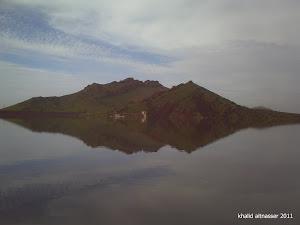 صورة من مدينة أكادير سد يوسف بن تاشفين