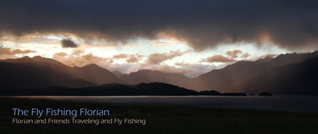 The Fly Fishing Florian - Florian and Friends traveling and fly fishing