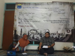 Peringati Nuzulul Quran, KOPRI Jatim Gelar Khotmil Quran