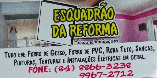 ESQUADRÃO DA REFORMA