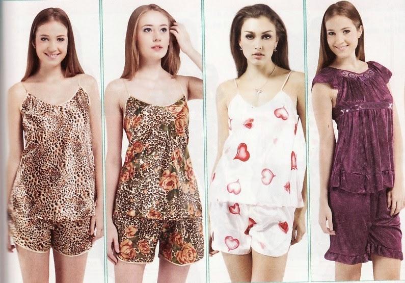 Model Baju Tidur Terbaru untuk Wanita 2016