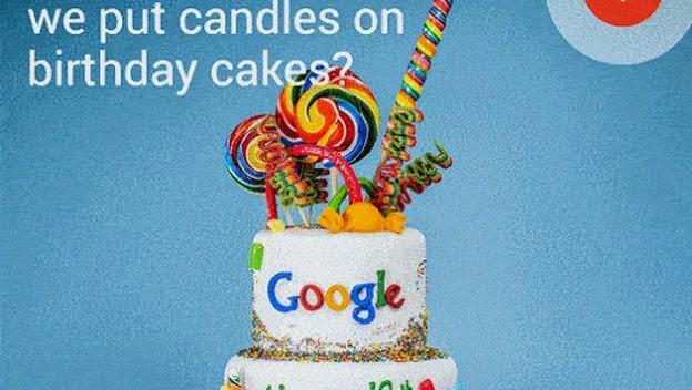 El Cumpleaños N° 16 De Google
