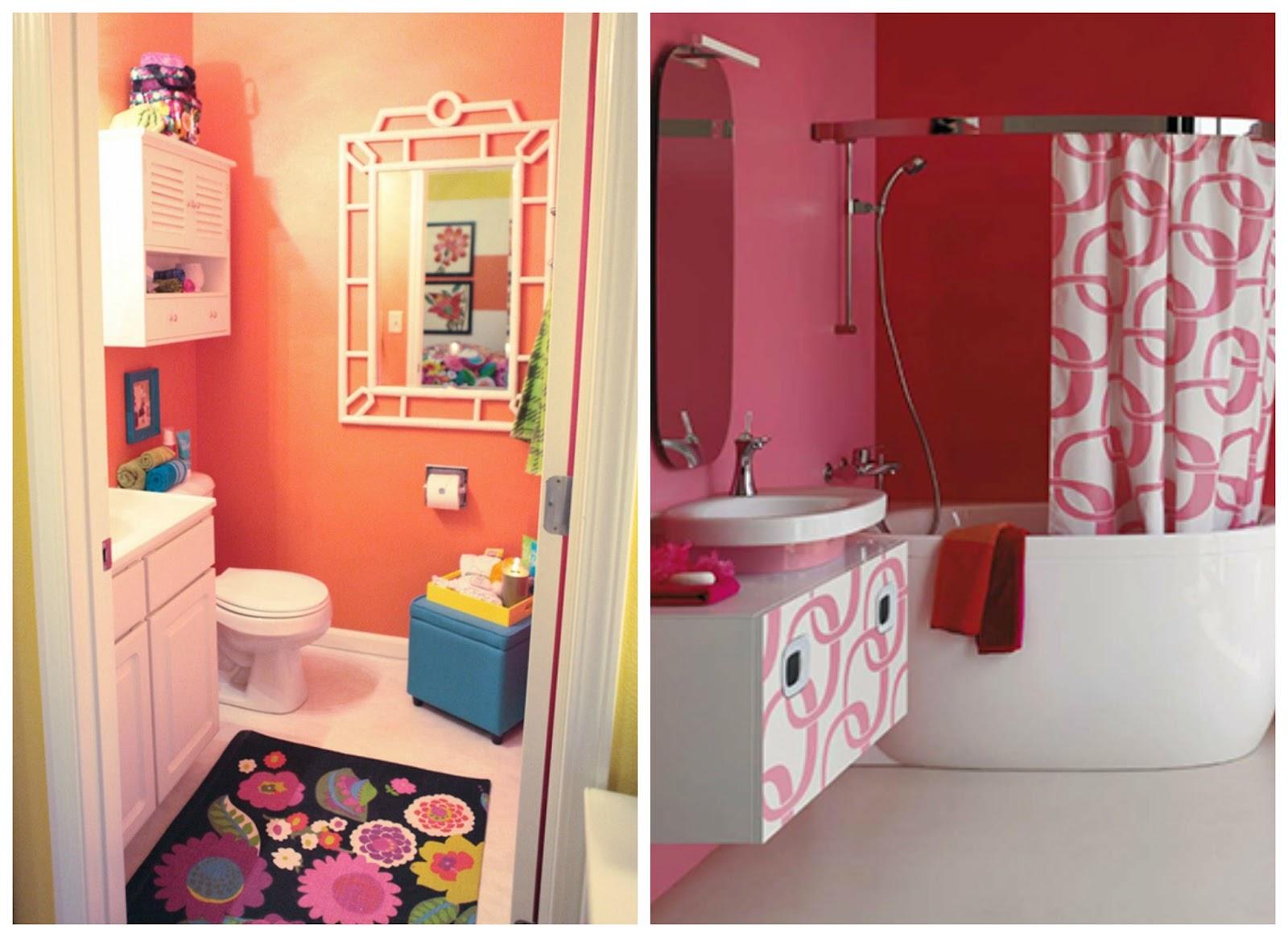 Imagens de #B43C17 banheiro tem que ter a cara da minha família o nosso toque. Por  1600x1164 px 3604 Banheiros Super Simples