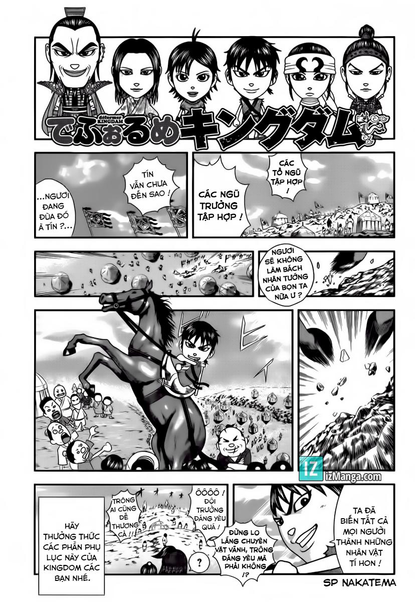 Kingdom - Vương Giả Thiên Hạ Chapter 351 page 21 - IZTruyenTranh.com