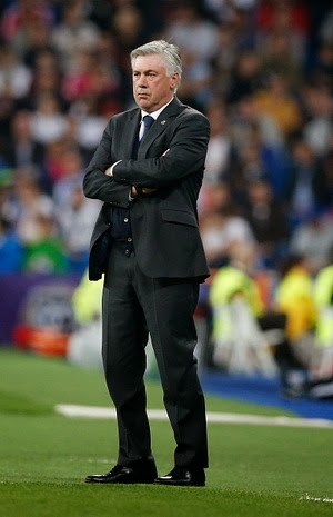 Mungkinkah Ancelotti Dipecat?