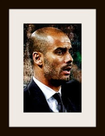 "Translations of Josep ""Pep"" Guardiola: Manager of Bayern Munich."