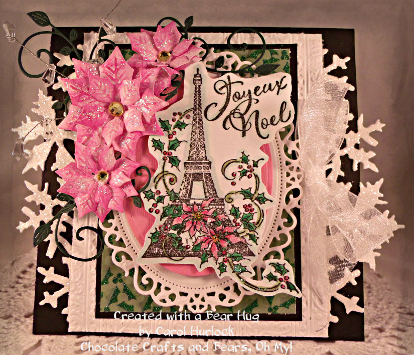 Chocolate crafts and bears oh my christmas in paris for Ohio holiday craft shows