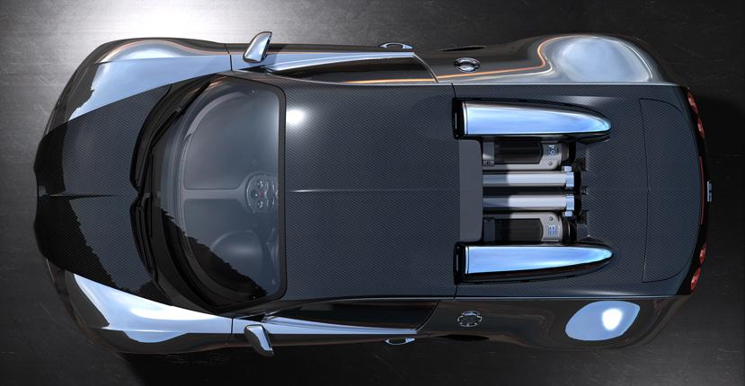 2009 Bugatti Veyron Pur Sang