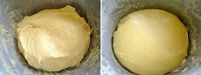recette de la pate à brioche