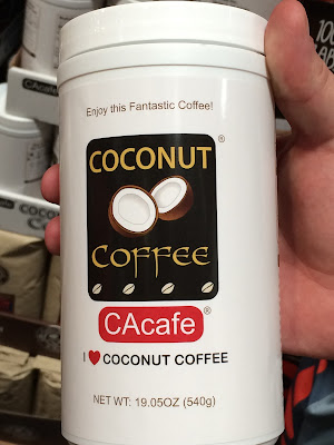 CAcafe Coconut Coffee doesn't require cream, milk, or sweetener