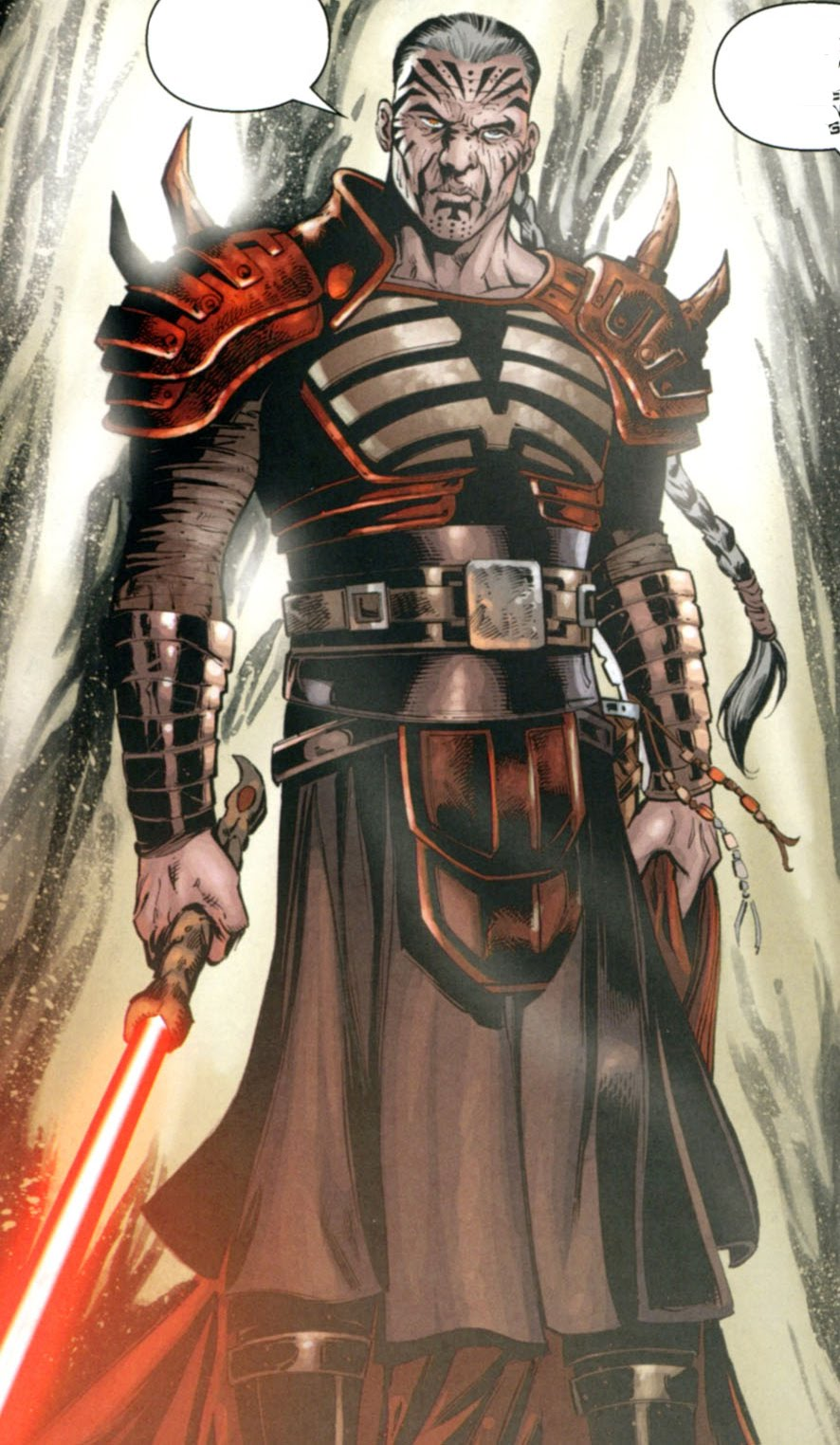 """The Art of Dayton """"SF30"""" Allen: The Sith Sacker of Cities...."""