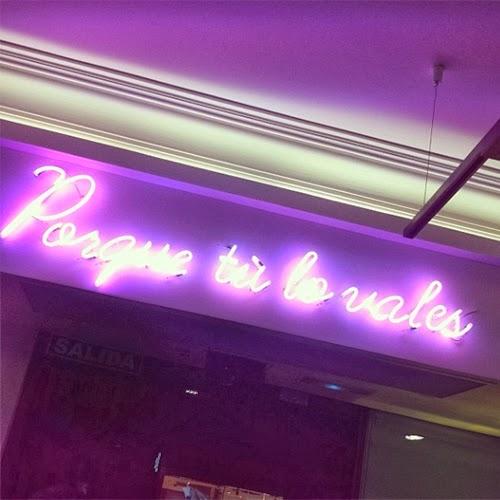 """Tienda L'Oréal en Madrid """"porque tú lo vales"""""""