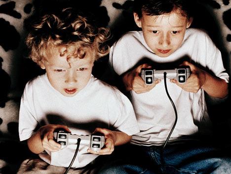 ألعاب الكمبيوتر ـ ما الذي يجب على الآباء مراعاته