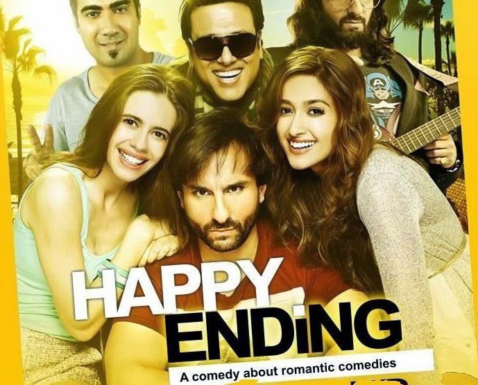 Happy Endings Movie