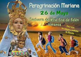 Peregrinación Mariana Escolar