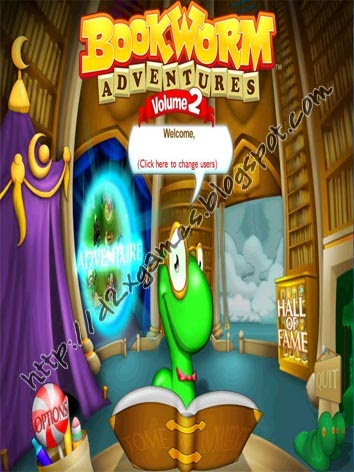 Bookworm Adventures Full PC Game