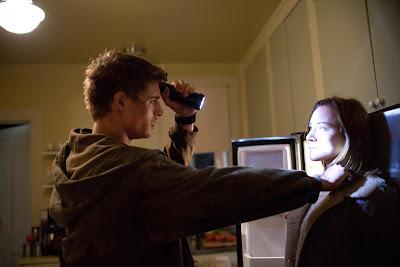 Max Irons y Saoirse Ronan (Jared y Melanie)