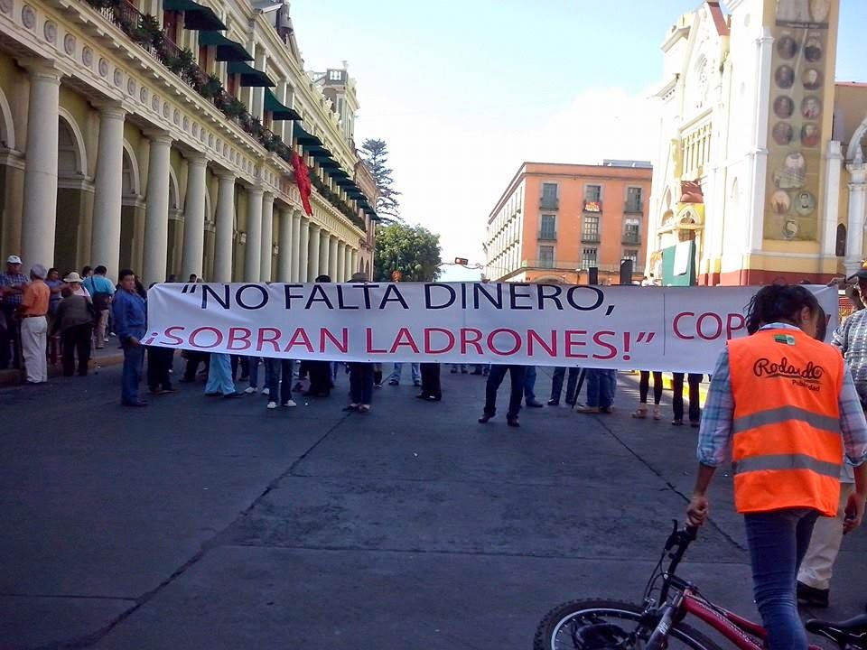 Coalición de Pensionistas Independientes del Estado de Veracruz A.C.