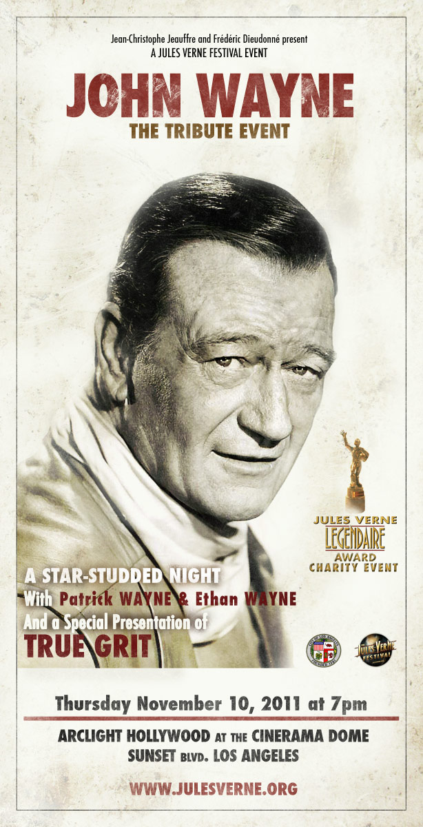 dear john wayne John wayne was born marion robert morrison on may 26, 1907 at 224 south  second street in winterset, iowa his middle name was soon changed from.