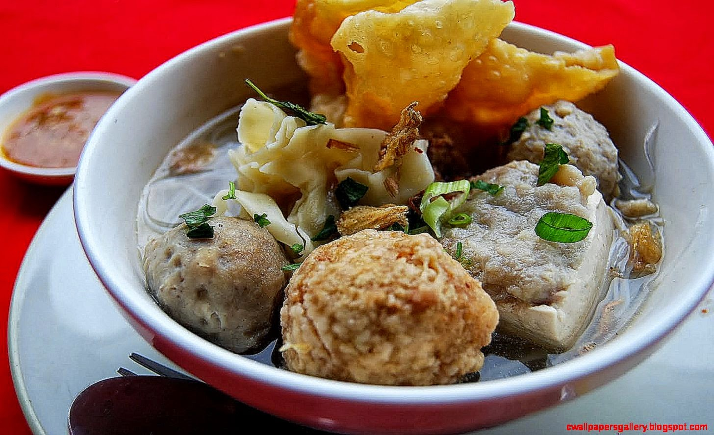 Pix For gt Bakso Recipe