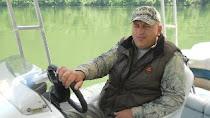 Cazanele Dunarii din Romania- Croaziera si pescuit sportiv