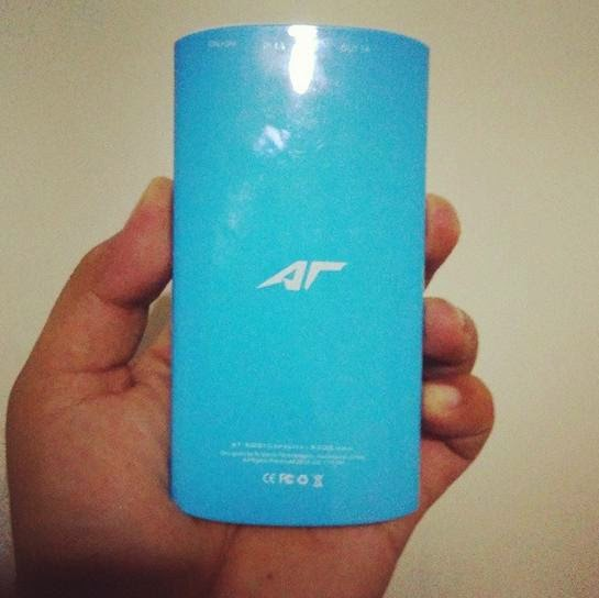 TeknoGadyet Giveaway: Airborne Technologies AT5001 5300mAh Power Bank