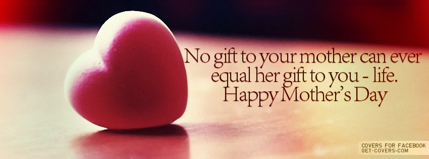 Mothers day facebook cover photo