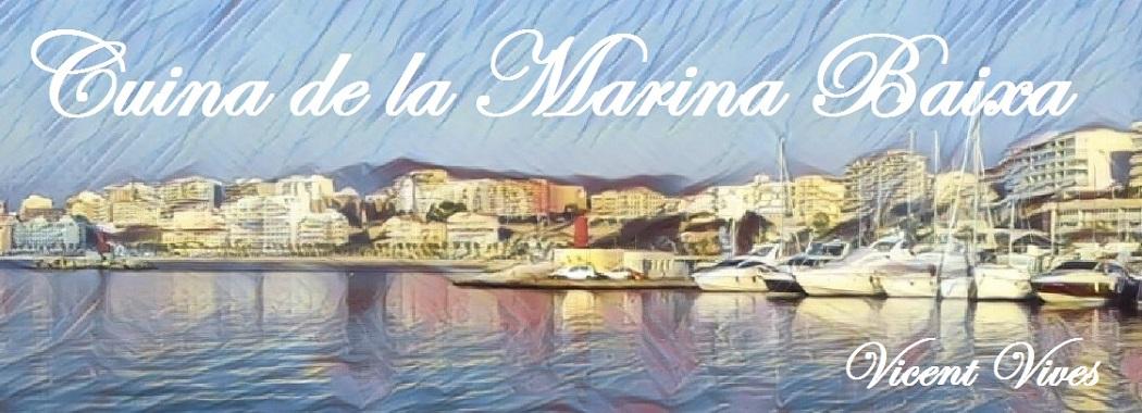 Cuina de la Marina Baixa