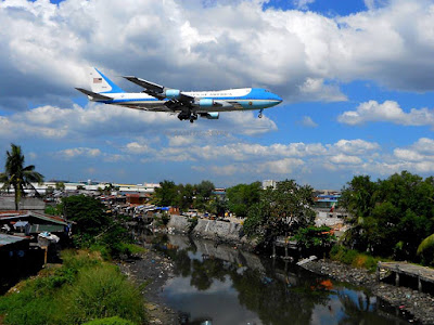APEC 2015: Aircraft of the Heads of State