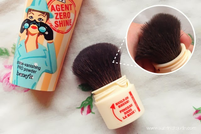Agent Zero Shine Porefessional powder review