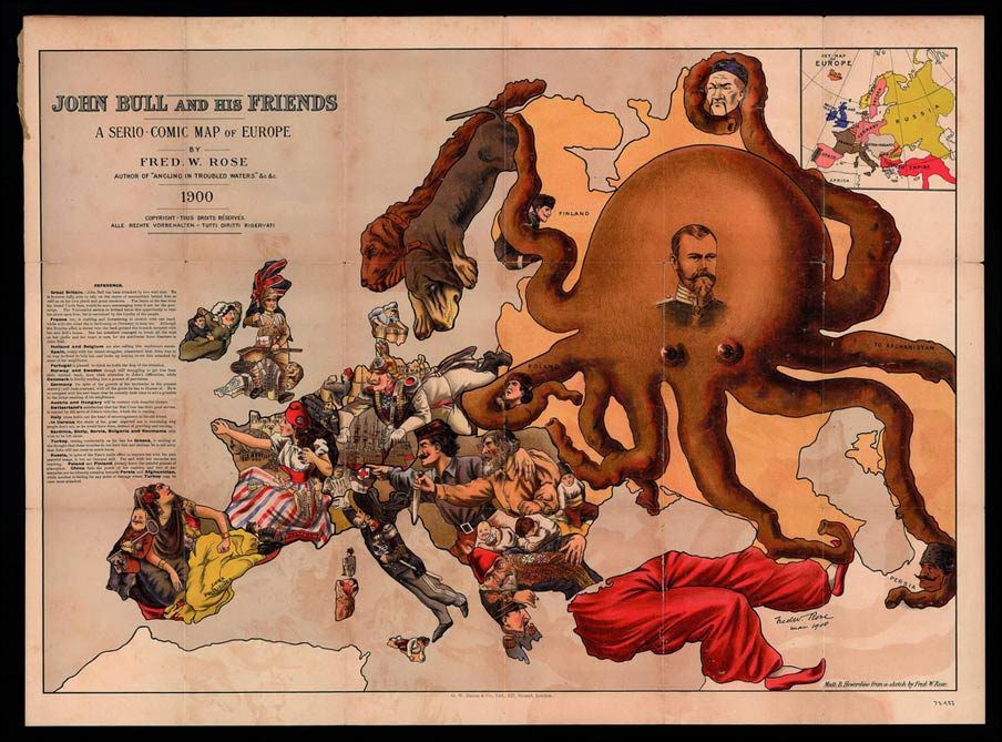 european society post world war i