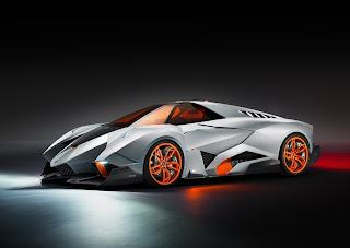 2013 Lamborghini Egoista Concept, Review, Release & Price