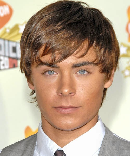 Zac Efron Hairstyle : Zac Efron hairstyle picture-photos and Wallpaper