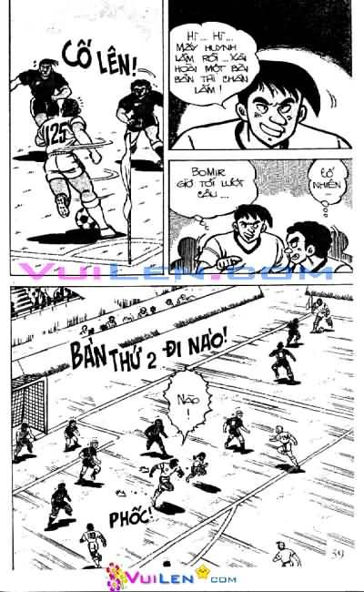 Jindodinho - Đường Dẫn Đến Khung Thành III Tập 27 page 59 Congtruyen24h