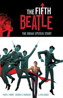 The Fifth Beatle Vivek Tiwary cover